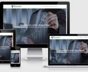 Criação de site para Consultorias e Consultores