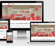 Criação de Site para Indústria