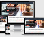 Criação de site para advogados e contadores