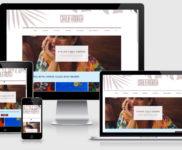 Criação de site para confecção