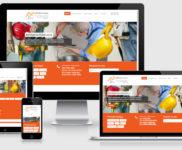 Criação de site para empresa de reformas