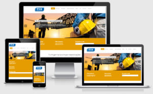 Site Tix Engenharia