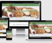 Criação de sites para clínicas veterinárias
