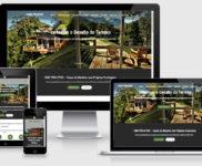 Criação de site para construtores e arquitetos