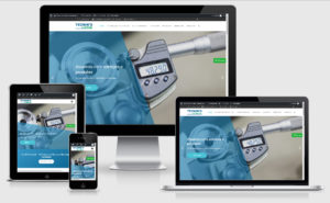 Criação de site para o setor médico e hospitalar