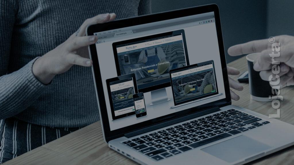 Empresa que faz atualização de site
