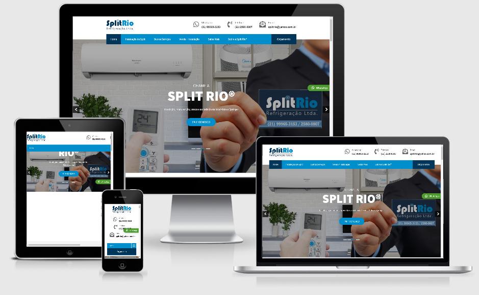 Criação de Site para empresas prestadoras de serviços