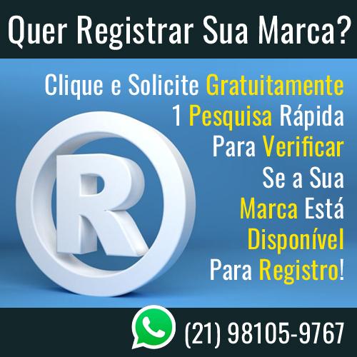 Registrar Marca Promoção